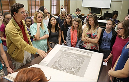Teaching in Special Collections