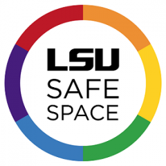 LSU Safe Space Logo